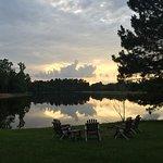 Foto de Greer Farm Lakeside Cabins