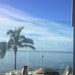 View from Atlantico restaurant