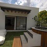 Terraza Habitaciòn Master Suite