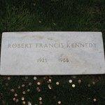 Robert Kennedy grave.