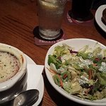 Onion Soup & Blue Cheese Chopped Salad