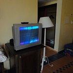 Tv de tubo, el control remoto nunca funciono