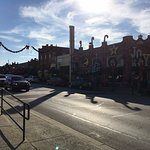 Grapevine Historic Main Street District Foto