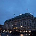 Hotel Adlon at Pariser Platz