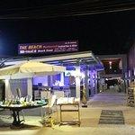 The beach restaurant,nai yang beach,Phuket