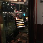 Excellent selection of cigars