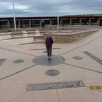Four Corners Monument Foto