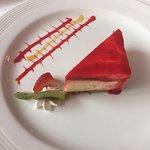 An a la carte dessert!!