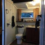 Cabin #9 Bathroom