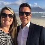 Blouberg Beach in Cape Town
