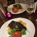 Steak at Moreno's