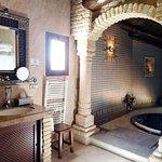 Parte del cuarto baño de la Suite Jazmin <3