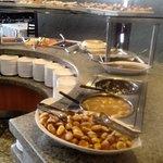 buffet de sobremesas maravilhosas