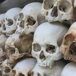 Choeung Ek (Killing Fields) Foto