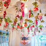 Daisy Green of Portman Village Alice in Wonderland inspired Secret Garden