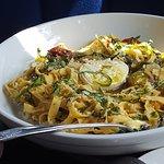 "My wife's dish. I believe it it the ""Tagliatelle""."