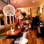 Voorgedeelte Restaurant Picasso