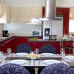 Villa - dining room