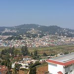 view of ooty city
