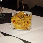 chorizo mash