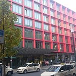 Mövenpick Hotel Frankfurt am Main City Foto