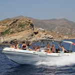 Meltemi Speed boat Adventure