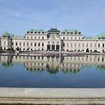 Schloss Belvedere Foto