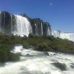 Vista de Cataratas lado Brasileño