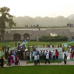 Raj Ghat and its perpetual flame