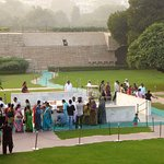 Raj Ghat is very special to all Indians and Hindu's