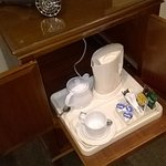 Tea / Coffee facilities...