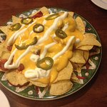 The Cheesey Nachos