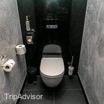 Puplic Toilet at the Hotel Sans Souci Wien