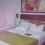 Habitaciones cómodas, amplias y limpias
