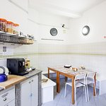 Self catering shared kitchen