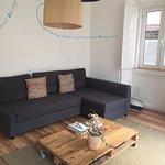 Mar apartment living room