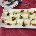 Tapas de fromage