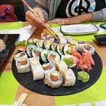 Sushi and Kimchi foto