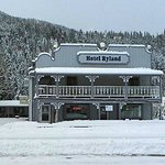 Hotel Ryland - winter wonderland