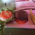 Hamburger (my lunch)