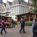 Trier Hauptmark - Marché de Noël