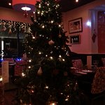 The Christmas tree 2017 at Thai Rice