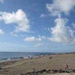 San Augustin beach 4pm