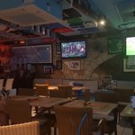 great bar 7 tvs all the sport
