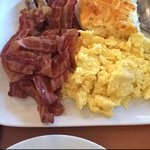 Akershus breakfast