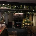 Getting Christmassy at The Queens Head 🎉
