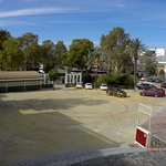 Plaza paseo del Fresno