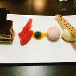 Yummy dessert..