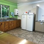 Kitchen for Campground guests
