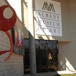 Welcome to the Albany Museum of Art!